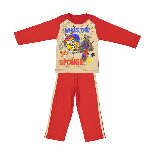 ست تی شرت و شلوار راحتی پسرانه وستیتی مدل Ma102