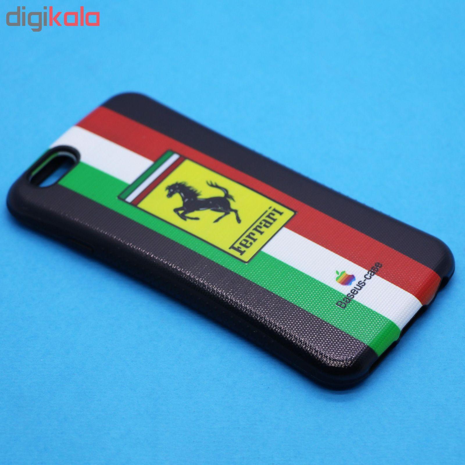 کاور مدل Xz-01 مناسب برای گوشی موبایل اپل Iphone 6 / 6S main 1 2