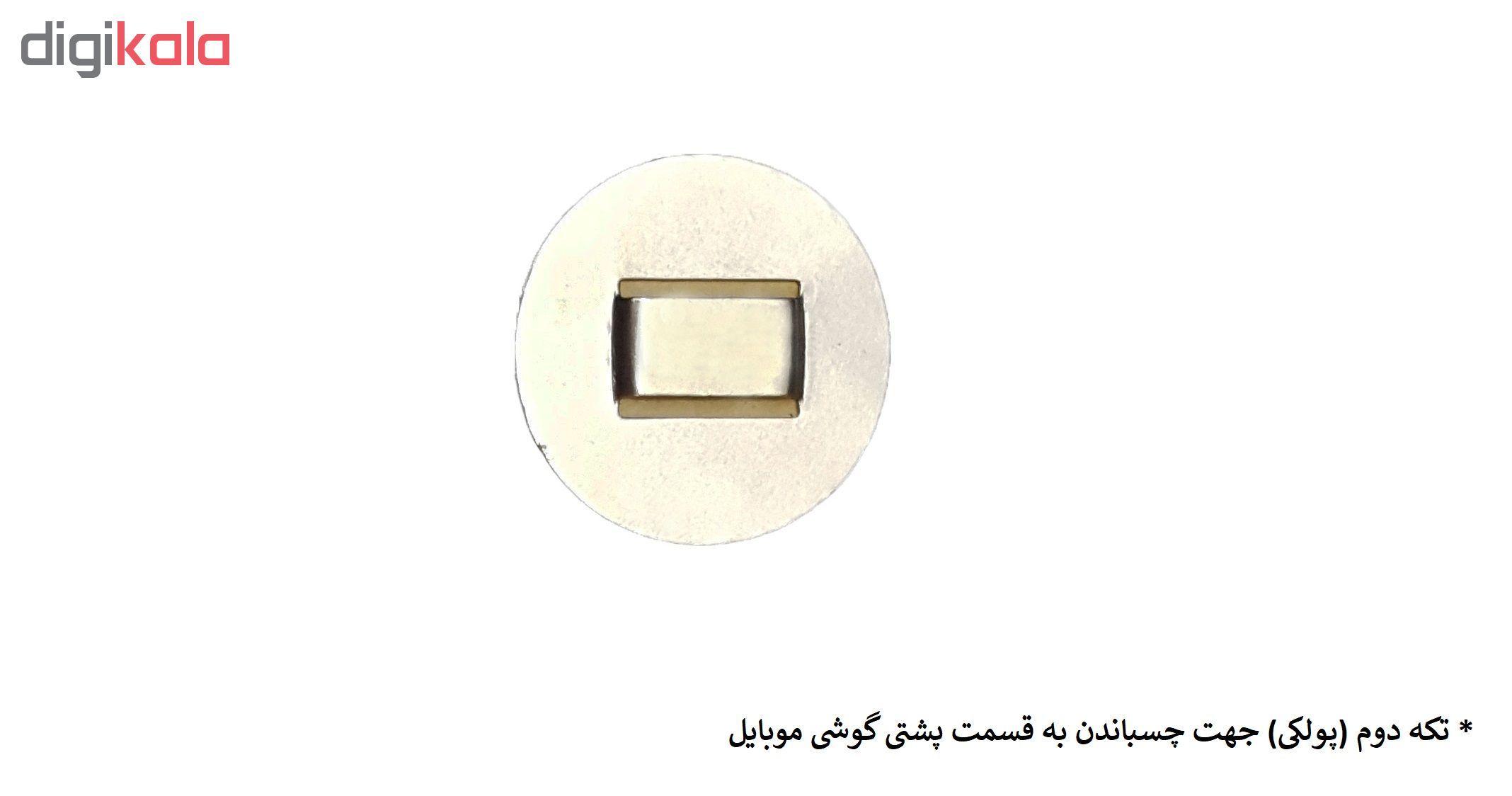 پایه نگهدارنده گوشی موبایل مدل Mhr-208 main 1 2