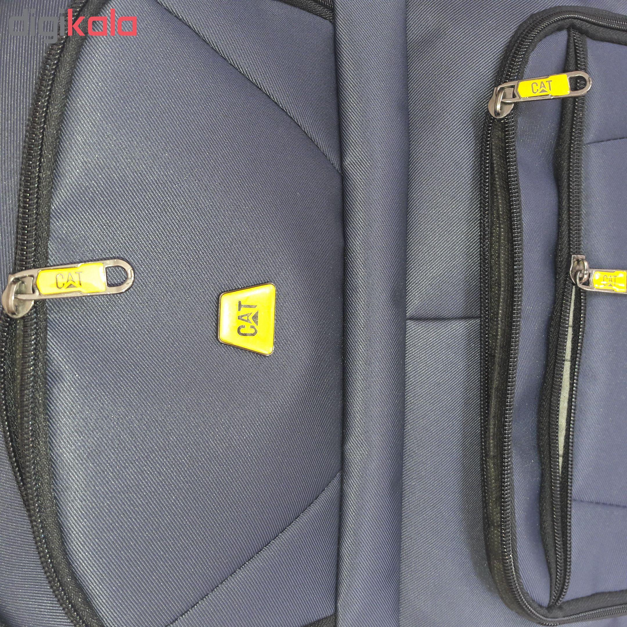 کوله پشتی لپ تاپ مدل b153 مناسب برای لپ تاپ 17 اینچی