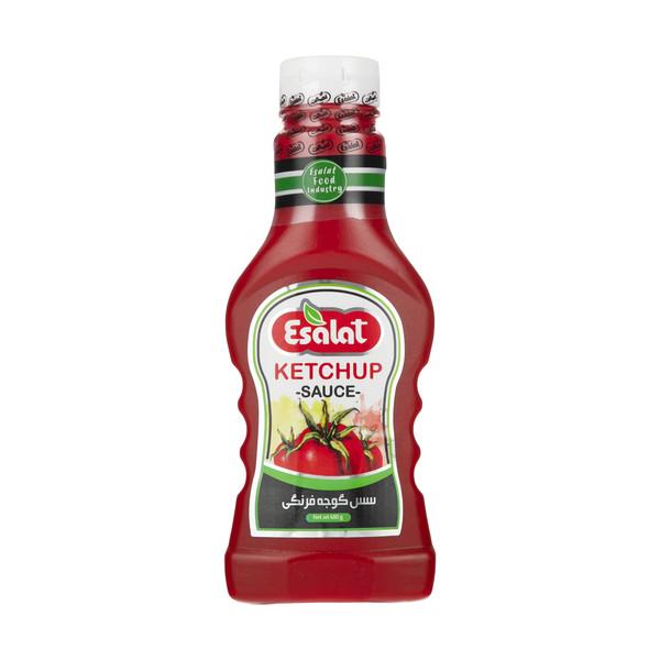 سس گوجه فرنگی اصالت مقدار 480 گرم