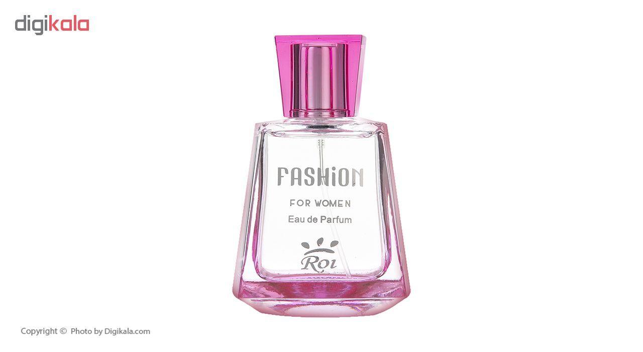ادو پرفیوم زنانه رز مدل Fashion حجم 100 میلی لیتر main 1 1