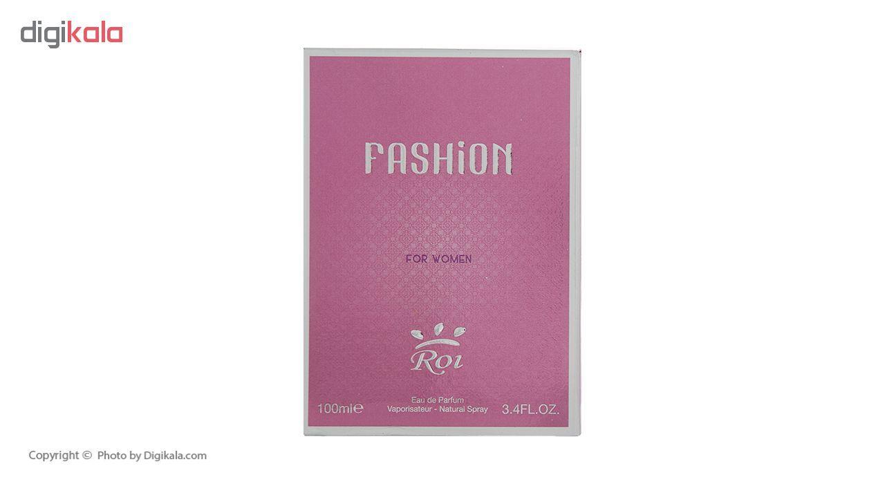 ادو پرفیوم زنانه رز مدل Fashion حجم 100 میلی لیتر main 1 3