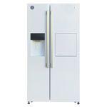 یخچال و فریزر ساید بای ساید دوو مدل DES-2915W thumb