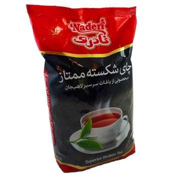 چاي شكسته ممتاز نادري مقدار 500 گرم