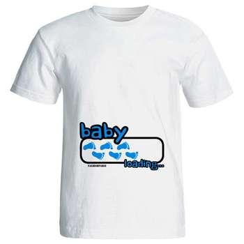تصویر تی شرت بارداری کد 3979