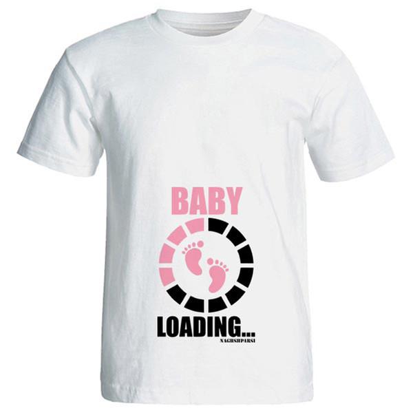 تی شرت بارداری کد 3959