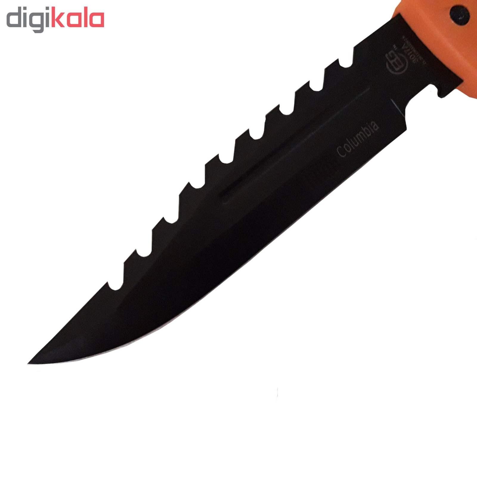 چاقو سفریمدل 3017A