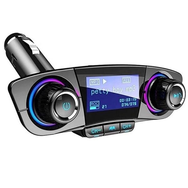 خرید اینترنتی                     پخش کننده اف ام خودرو مدل TIN-BT06