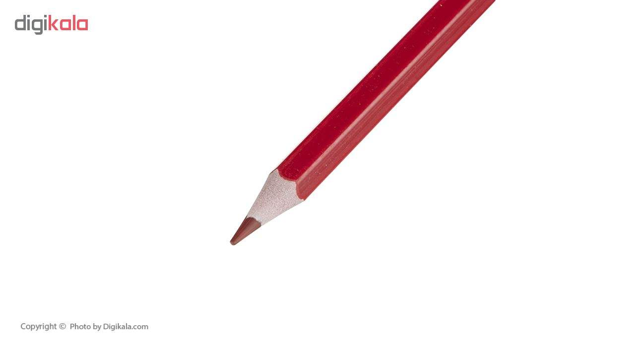 مداد رنگی 12 رنگ کیبورد کد 200469 main 1 5