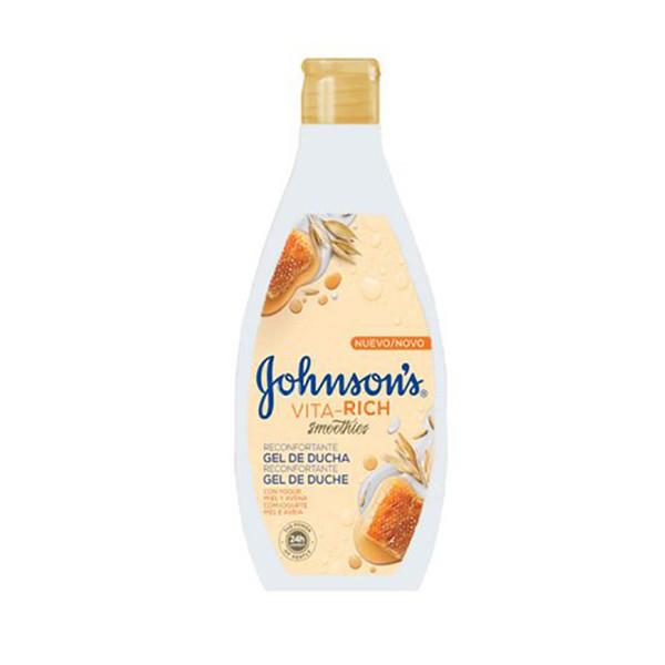 شامپو بدن جانسون مدل عسل و جودوسر حجم 750 میلی لیتر