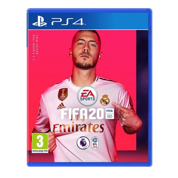 بازی فوتبال FIFA 20 مخصوص PS4
