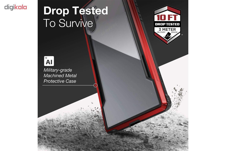 کاور ایکس-دوریا مدل DF-2019 مناسب برای گوشی موبایل سامسونگ Galaxy Note 10 Plus