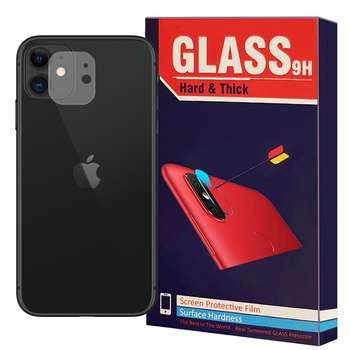 محافظ لنز دوربین Hard and Thick مدل G-002 مناسب برای گوشی موبایل اپل Iphone 11