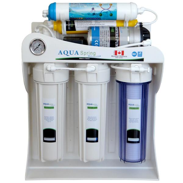 دستگاه تصفیه کننده آب آکوآ اسپرینگ مدل AQ-SF1800
