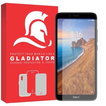 محافظ صفحه نمایش گلادیاتور مدل GLX1000 مناسب برای گوشی موبایل شیائومی Redmi 7a