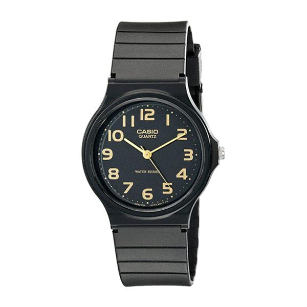 کد تخفیف                                      ساعت مچی عقربه ای مردانه کاسیو کد MQ-24-1B2L