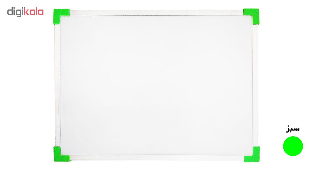 تخته وایت بورد الف با مدل Simple سایز 50×60 سانتیمتر