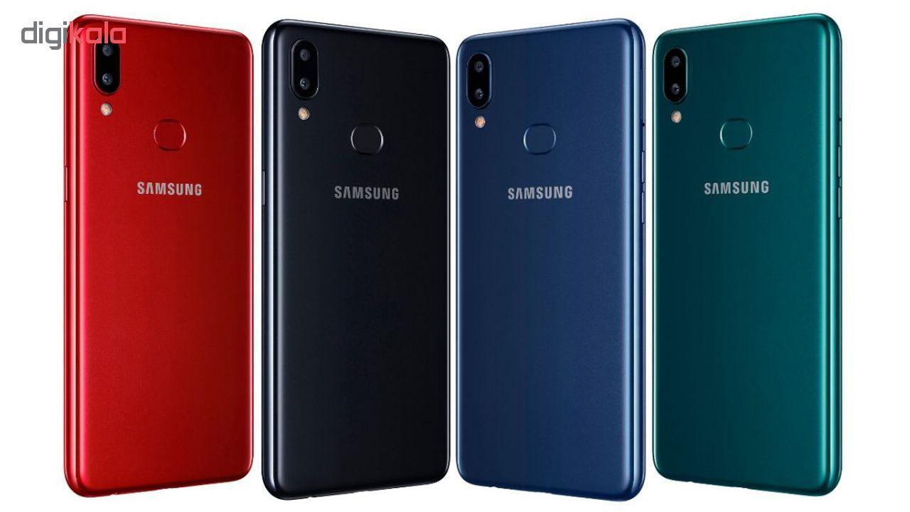 گوشی موبایل سامسونگ مدل Galaxy A10s SM-A107F/DS دو سیم کارت ظرفیت 32 گیگابایت main 1 20