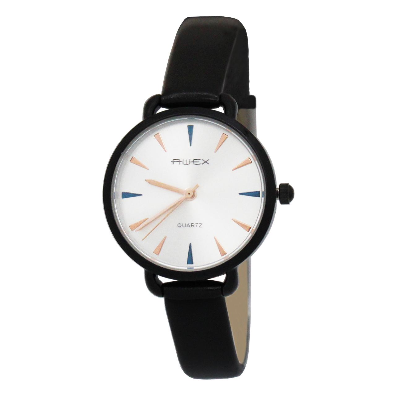 ساعت مچی عقربه ای زنانه آوکس مدل B8075