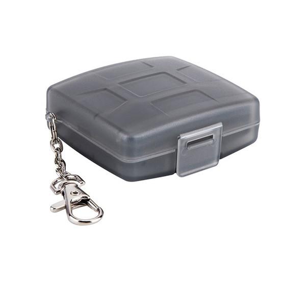 کیف محافظ مموری کارت جی جی سی مدل MC-9D