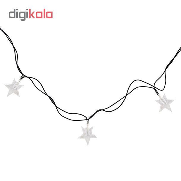ریسه ال ای دی طرح ستاره ای کد 03 طول 6 متر