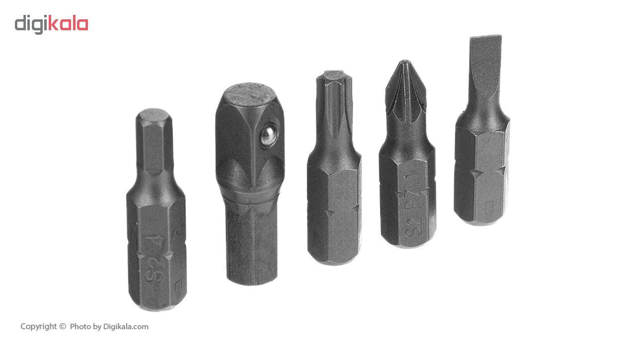 مجموعه 32 عددی پیچ گوشتی و سری پیچ گوشتی پاورست مدل TH1032 main 1 7
