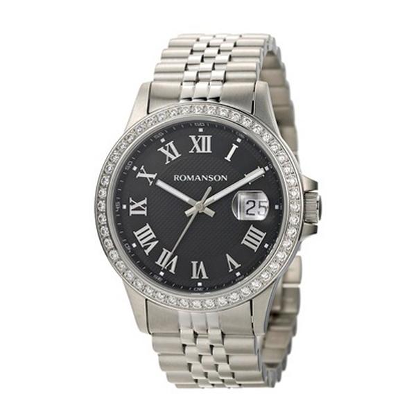 کد تخفیف                                      ساعت مچی عقربه ای مردانه رومانسون مدل TM0361QM1WA32W