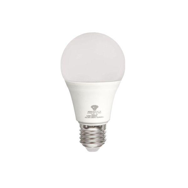 لامپ ال ای دی 12 وات اکو برایت مدل 90LM پایه E27