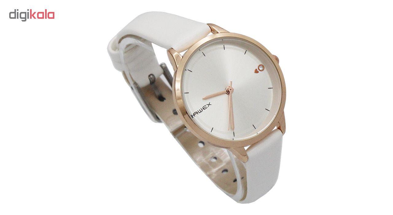 ساعت مچی عقربه ای زنانه آوکس مدل W8075
