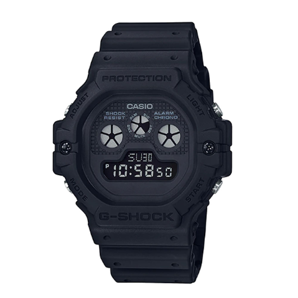 کد تخفیف                                      ساعت مچی دیجیتال مردانه کاسیو مدل جی شاک کد dw-5900bb-1