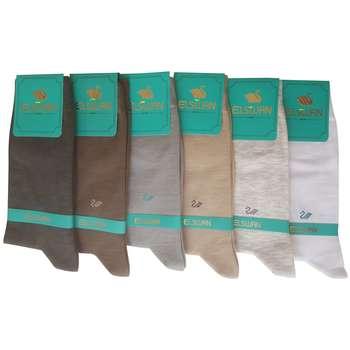 جوراب مردانه ال سون کد PH187 مجموعه 6 عددی