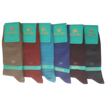 جوراب مردانه ال سون کد PH189 مجموعه 6 عددی