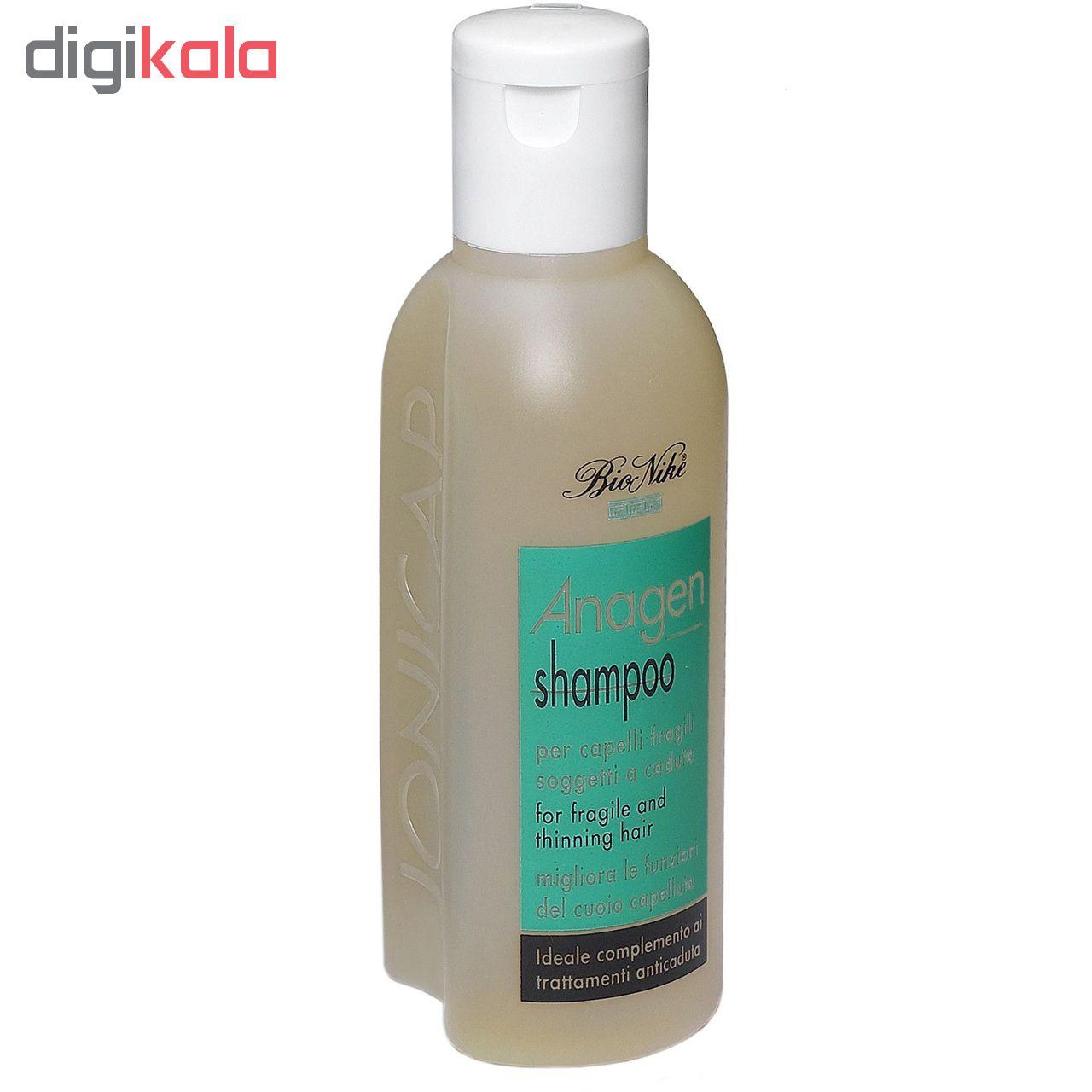 شامپو  مو بیونیکه مدل jonicap anagen حجم 200 میلی لیتر