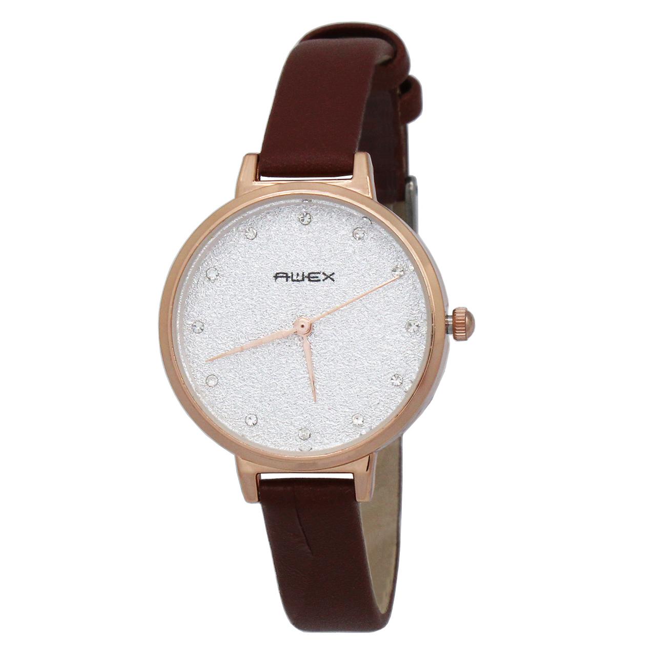 ساعت مچی عقربه ای زنانه آوکس مدل B8001