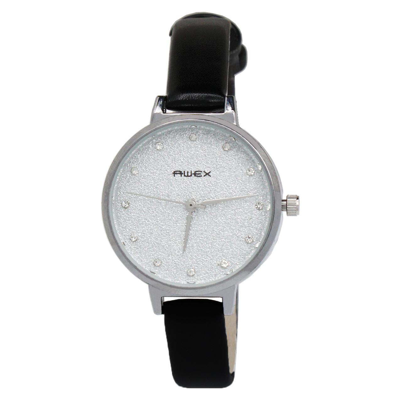 ساعت مچی عقربه ای زنانه آوکس مدل BL8001
