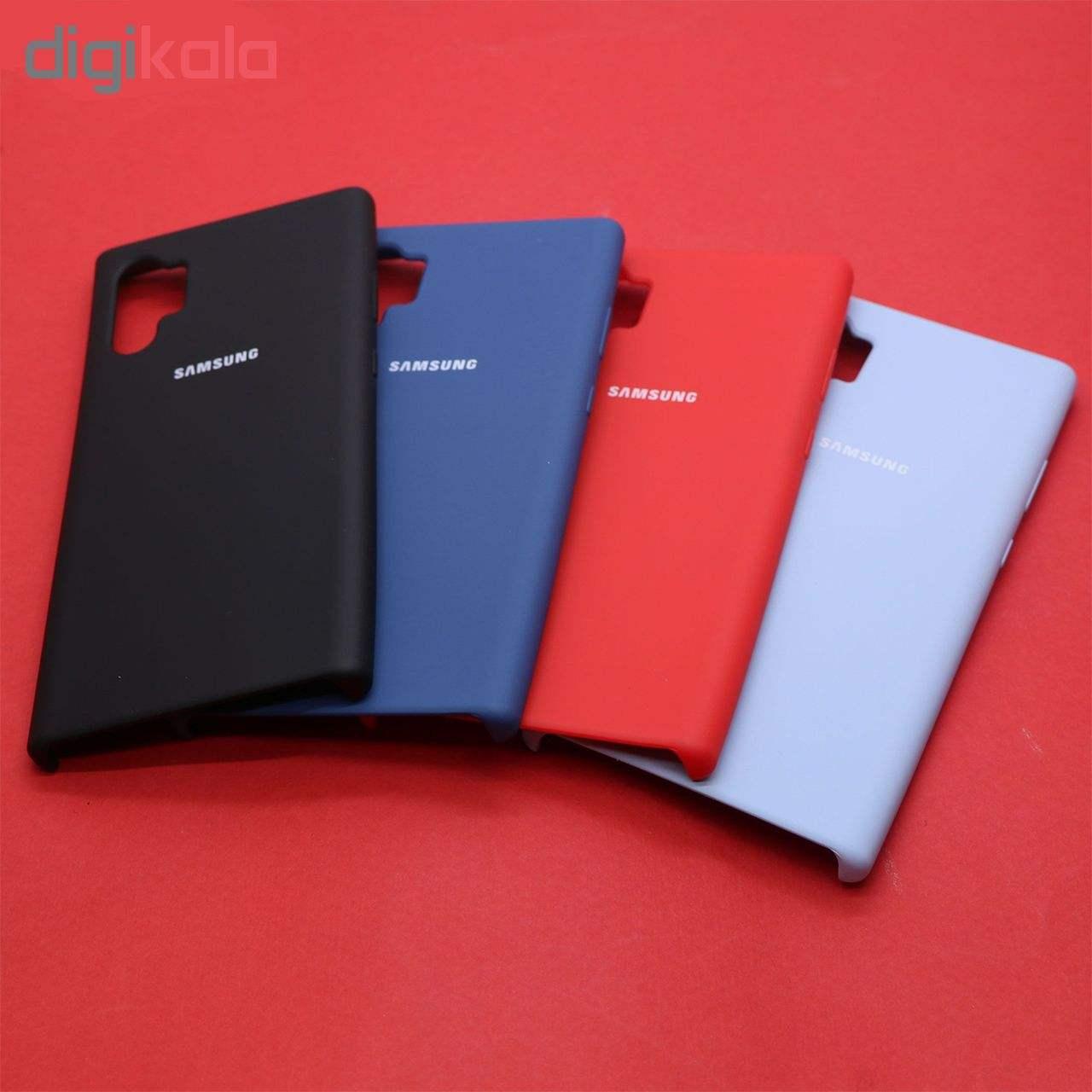 کاور مدل Sc-001 مناسب برای گوشی موبایل سامسونگ Galaxy Note 10 Plus main 1 3