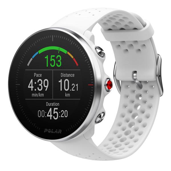 ساعت هوشمند پلار مدل VANTAGE M WHI M/L