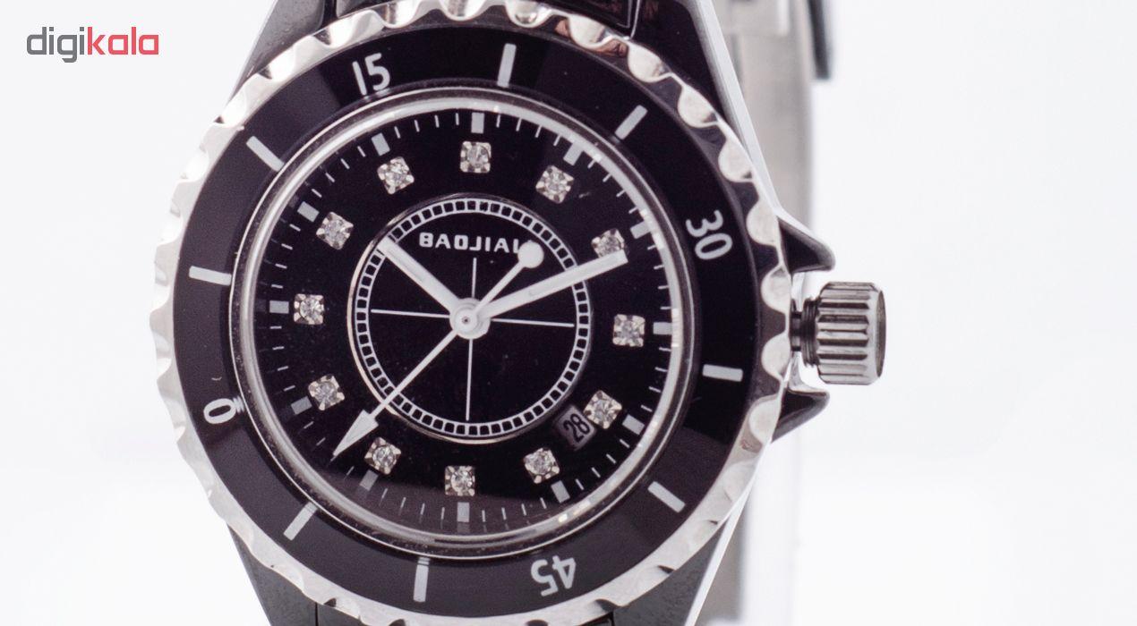 ساعت مچی عقربه ای مردانه باوجیالی مدل BJ 12598 - 11ME-AD-NE