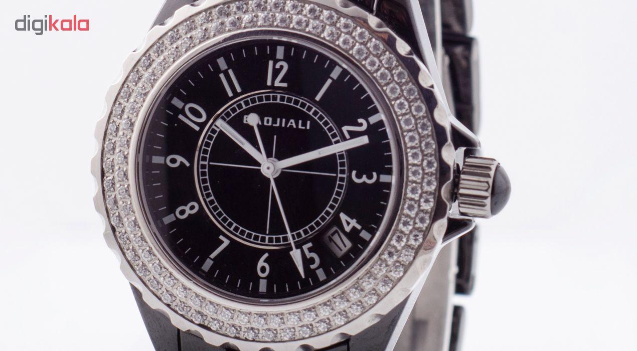 ساعت مچی عقربه ای مردانه باوجیالی مدل BJ 12598 - 11ME-NE-AD
