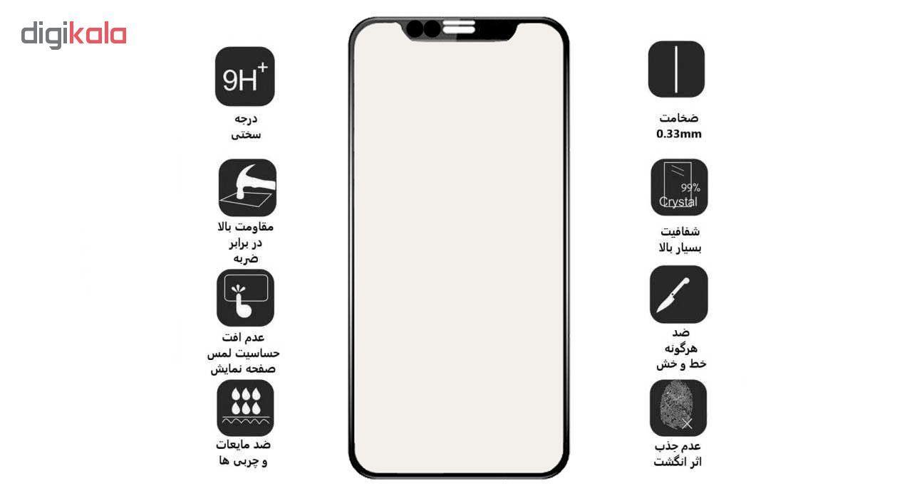 محافظ صفحه نمایش مات کینگ کونگ مدل MT مناسب برای گوشی موبایل اپل Iphone 11 Pro Max main 1 3