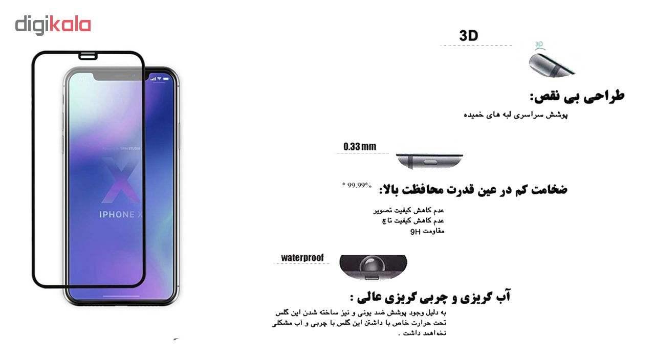 محافظ صفحه نمایش مات کینگ کونگ مدل MT مناسب برای گوشی موبایل اپل Iphone 11 Pro Max main 1 4