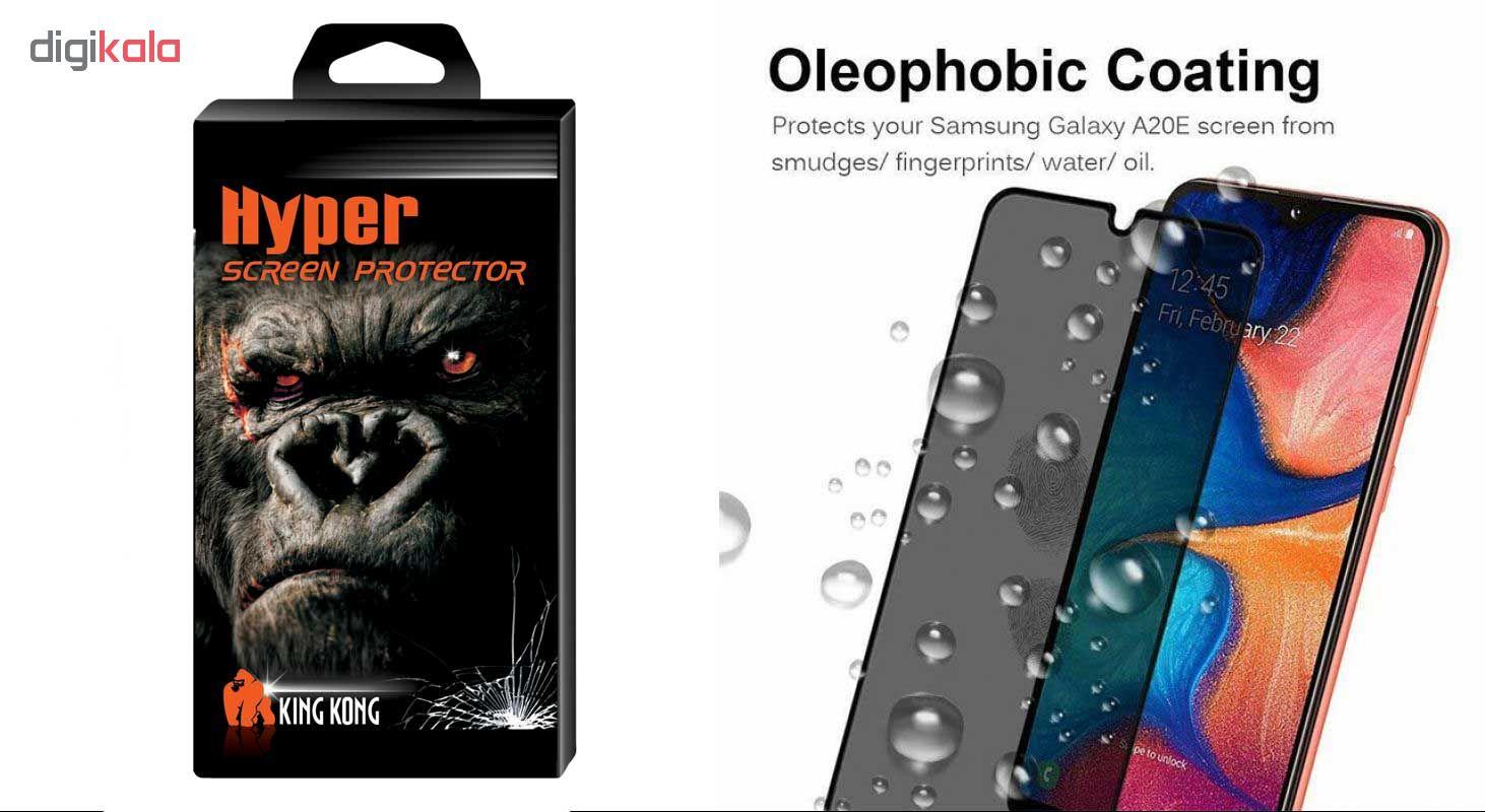 محافظ صفحه نمایش مات کینگ کونگ مدل MT مناسب برای گوشی موبایل اپل Iphone 11 Pro Max main 1 6