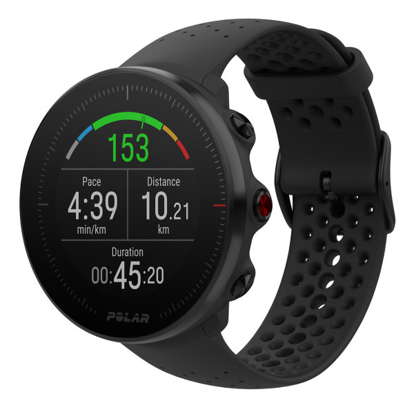 ساعت هوشمند پلار مدل VANTAGE M BLK M/L