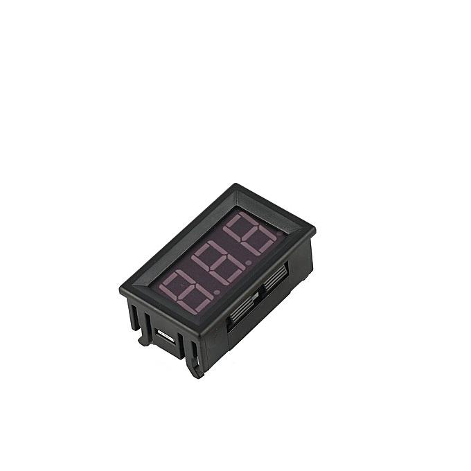 نمایشگر دیجیتال ولتاژ DC مدل V100