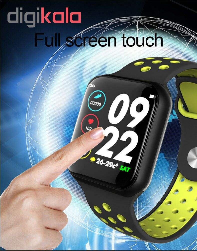 ساعت هوشمند مدل F8 main 1 4