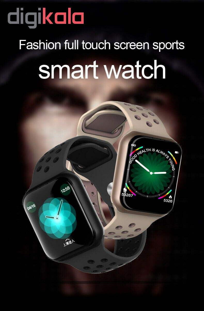 ساعت هوشمند مدل F8 main 1 6