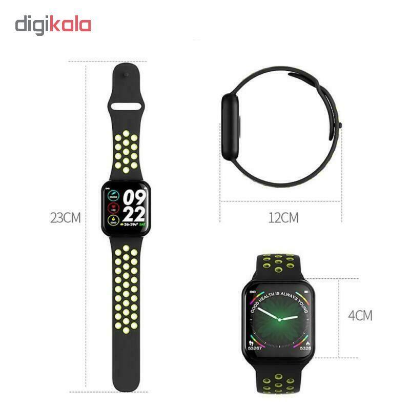 ساعت هوشمند مدل F8 main 1 14