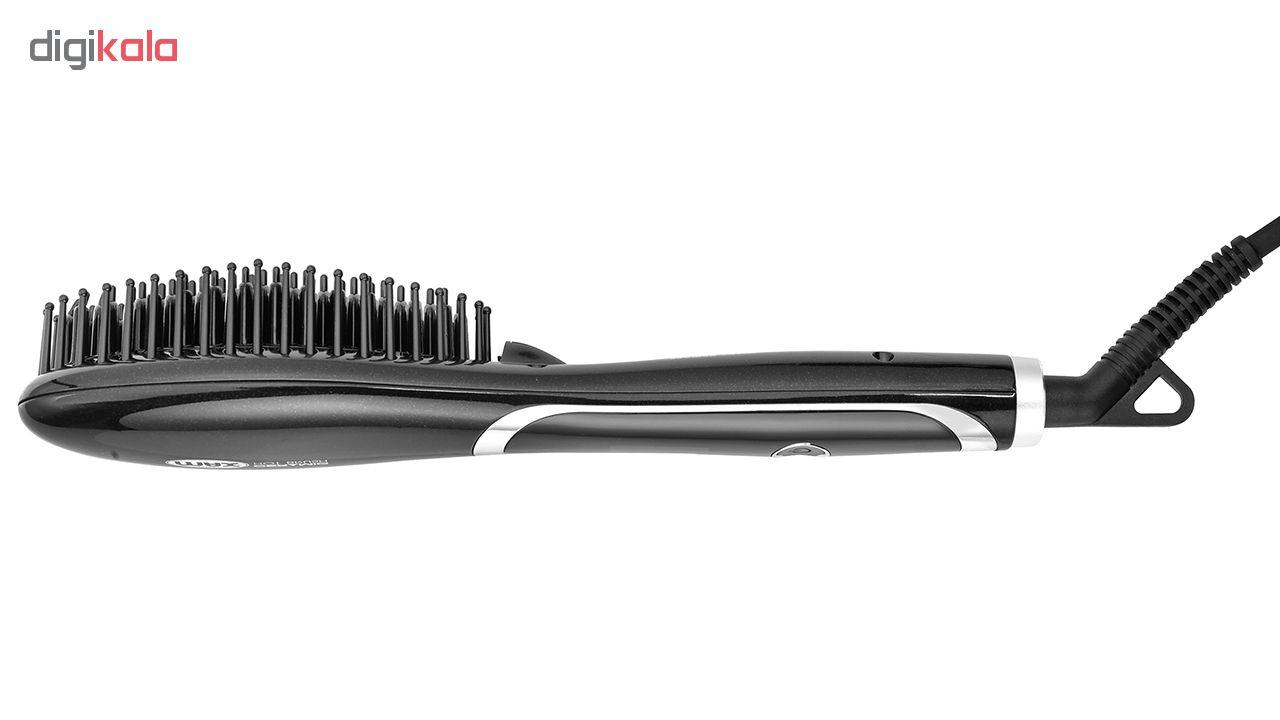 برس حرارتی صاف کننده مو پرومکس مدل 8000