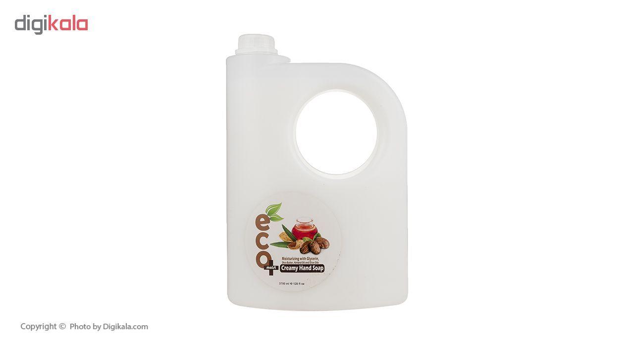 مایع دستشویی ایکو مویست کرمی مدل Almonds حجم 3.75 میلی لیتر main 1 1